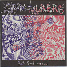 Grim Talkers - Built Sand Invasion.  CD - 画像1