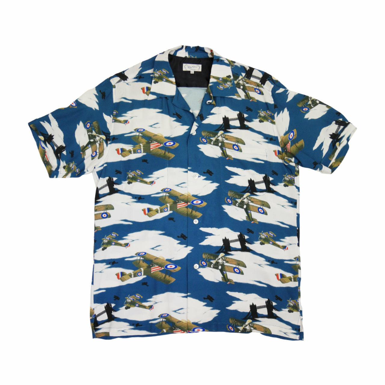 Sopwith Camel Aloha Shirts 【OR GLORY】