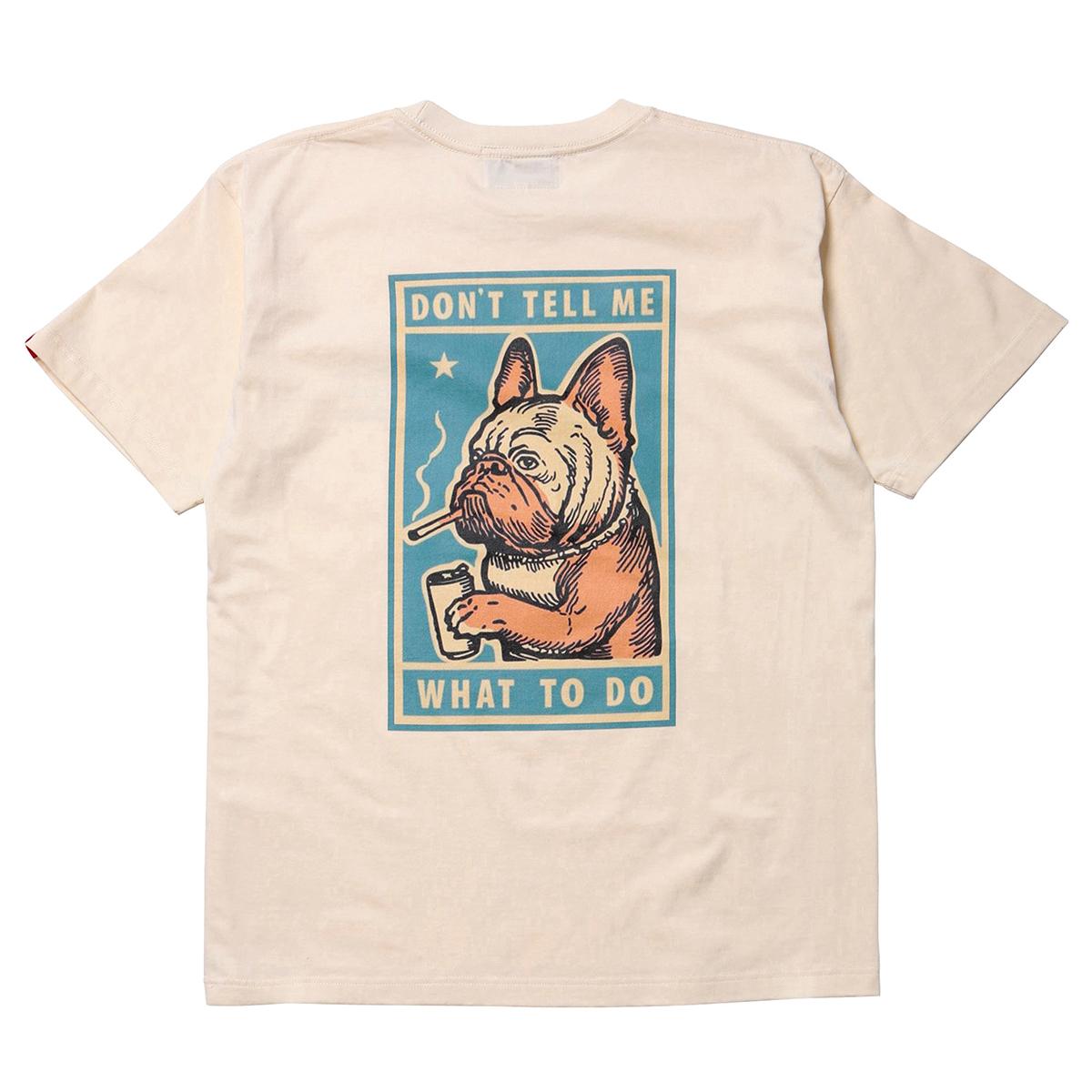 DOG TEE / GS21-NTE06