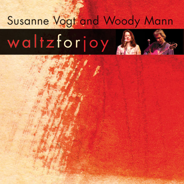 AMC1349 Waltz For Joy / Woody Mann & Susanne Vogt (CD)