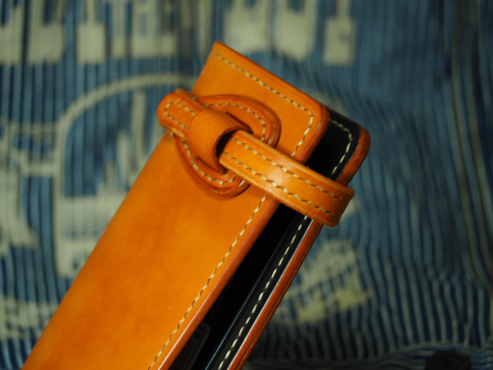 【佐賀県T様オーダー】ウォレットstyle手帳型スマートフォンケース カラー指定