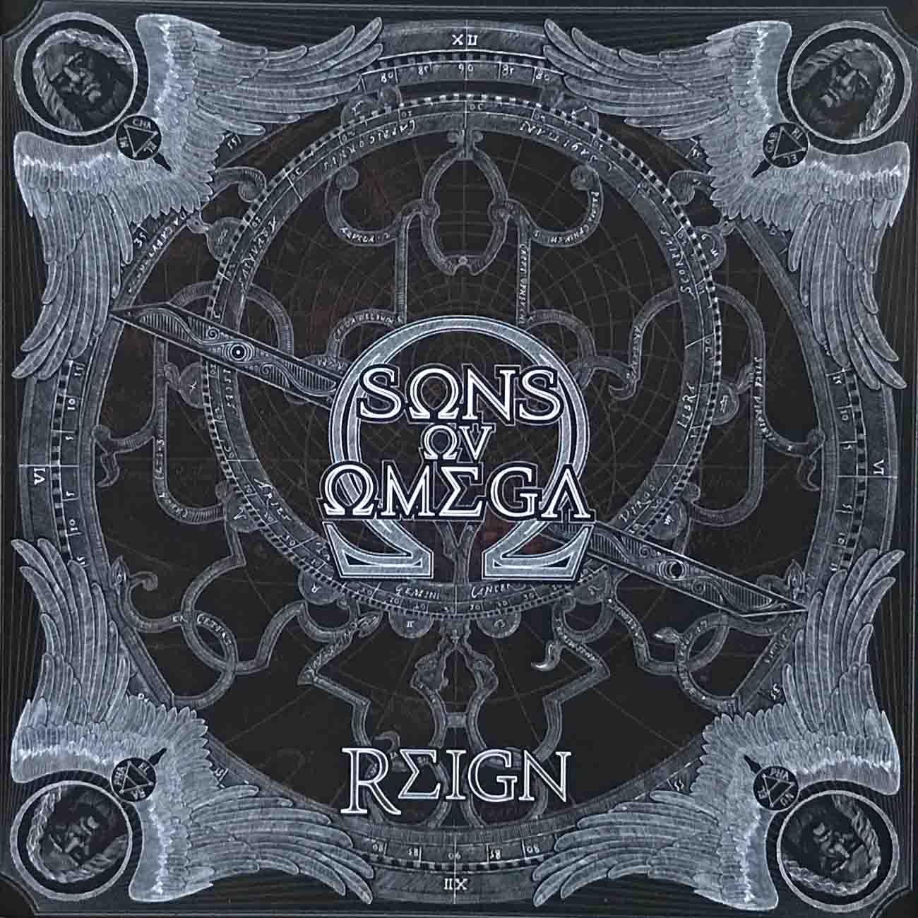 "SONS OV OMEGA ""Reign"""