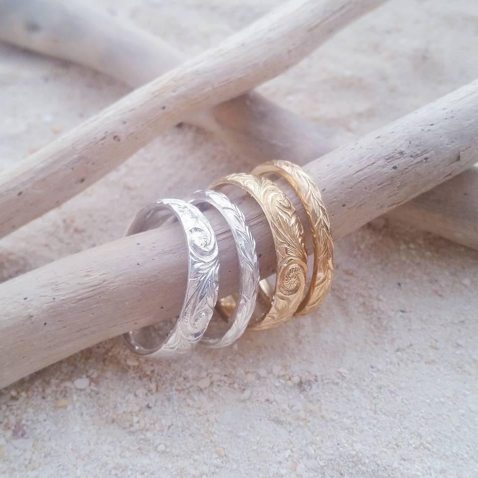 Hawaiian rings (太)