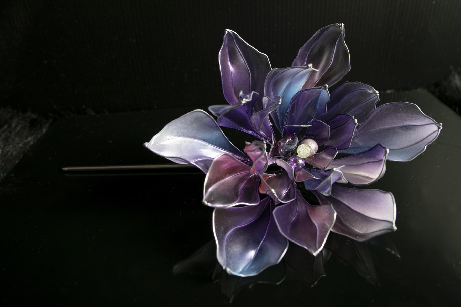 【仙桃】ー至極色 Extreme purple