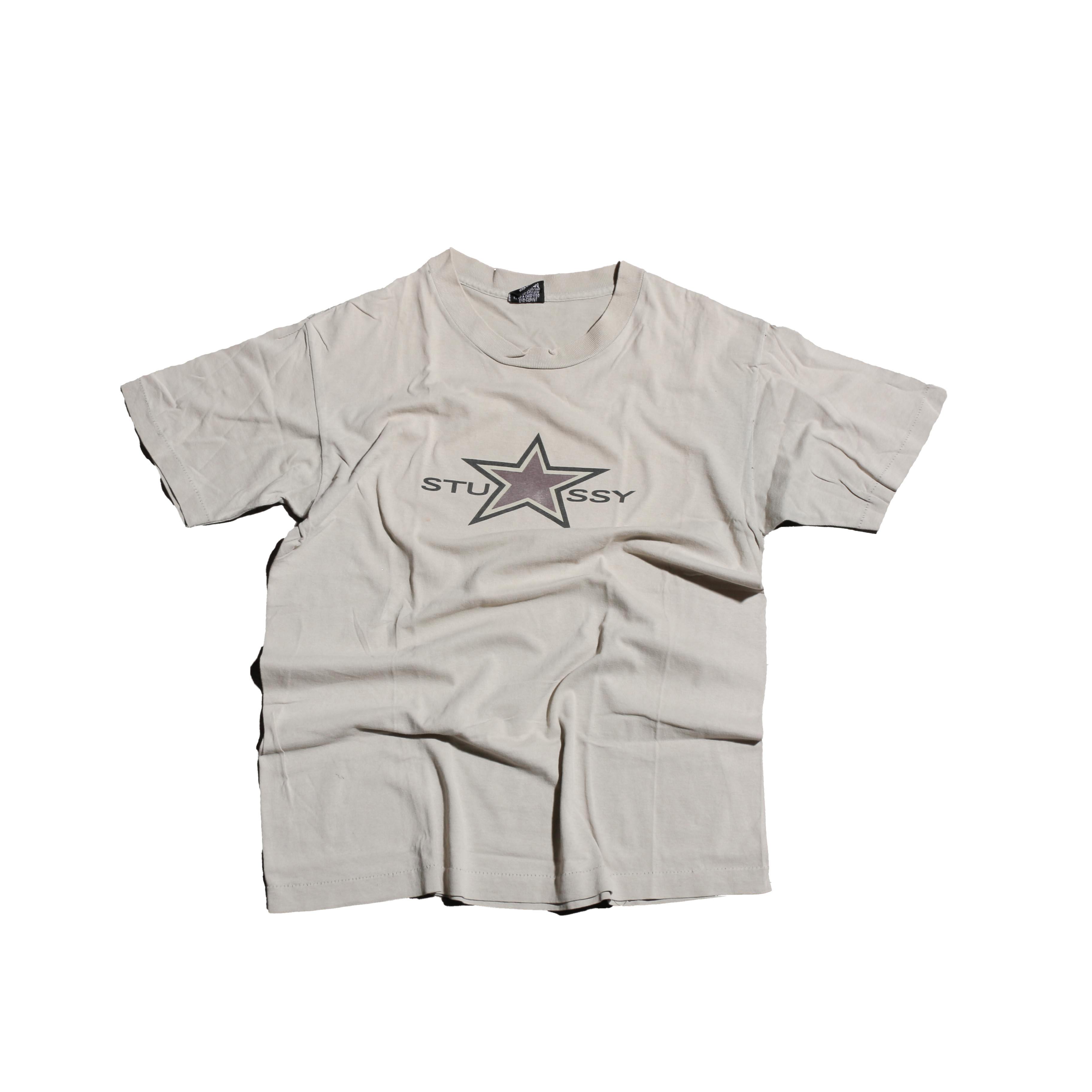 Stussy 80sVintage StarT-Shirts