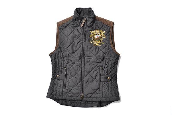 Ralph Lauren size11 R.L riders club vest/