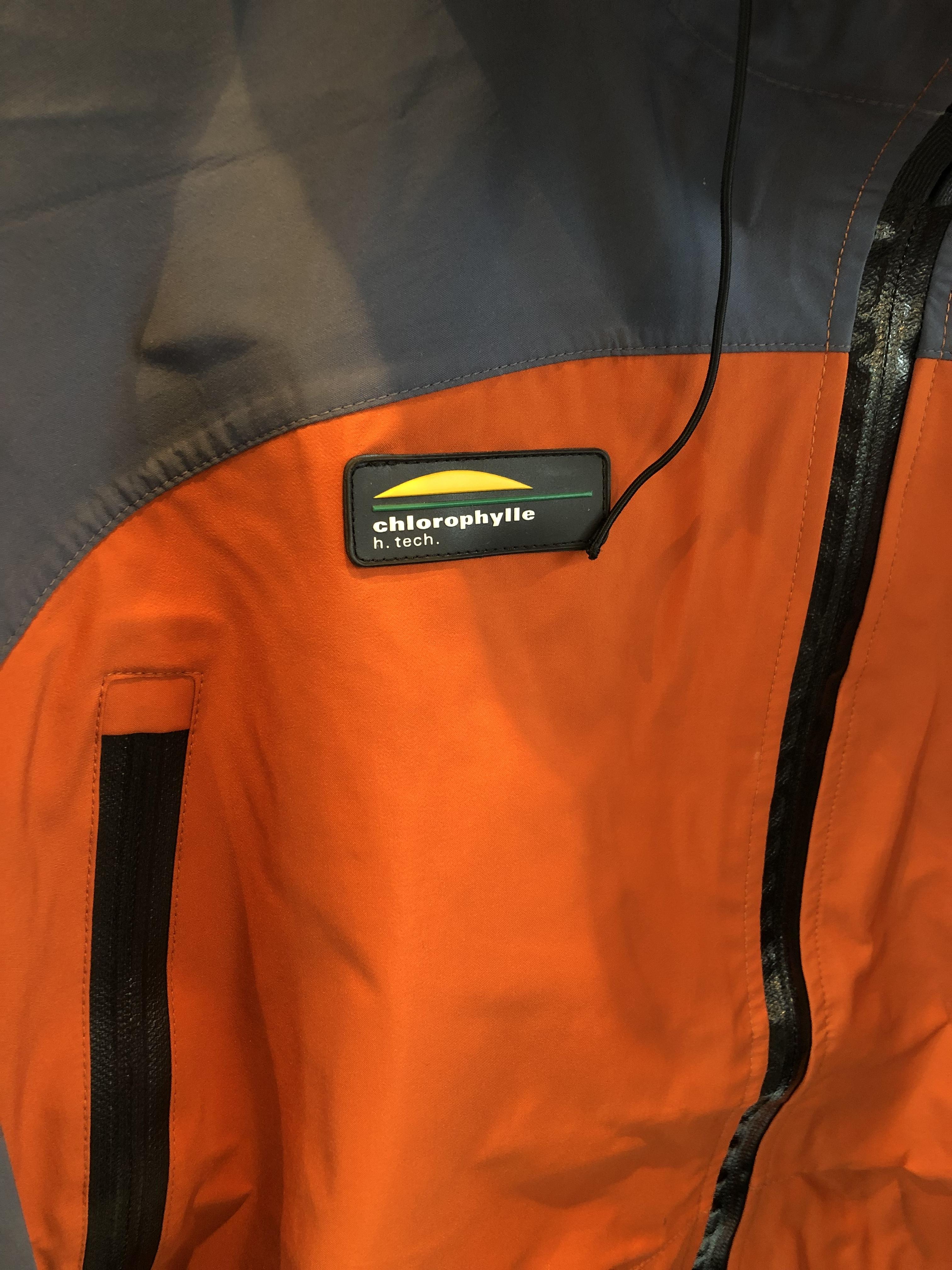 chlorophyle GORETEX ジャケット