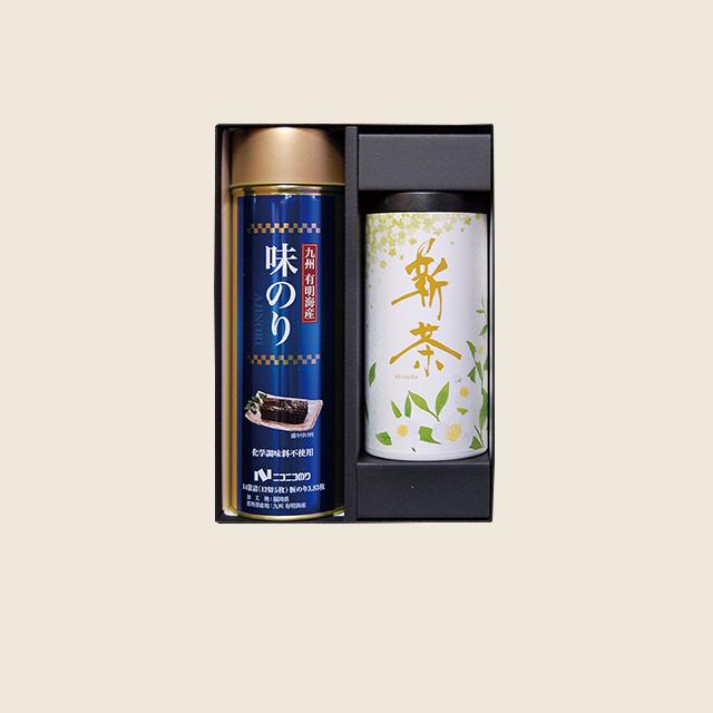 ギフト(山香180g・味のり12切5枚 x 14袋)