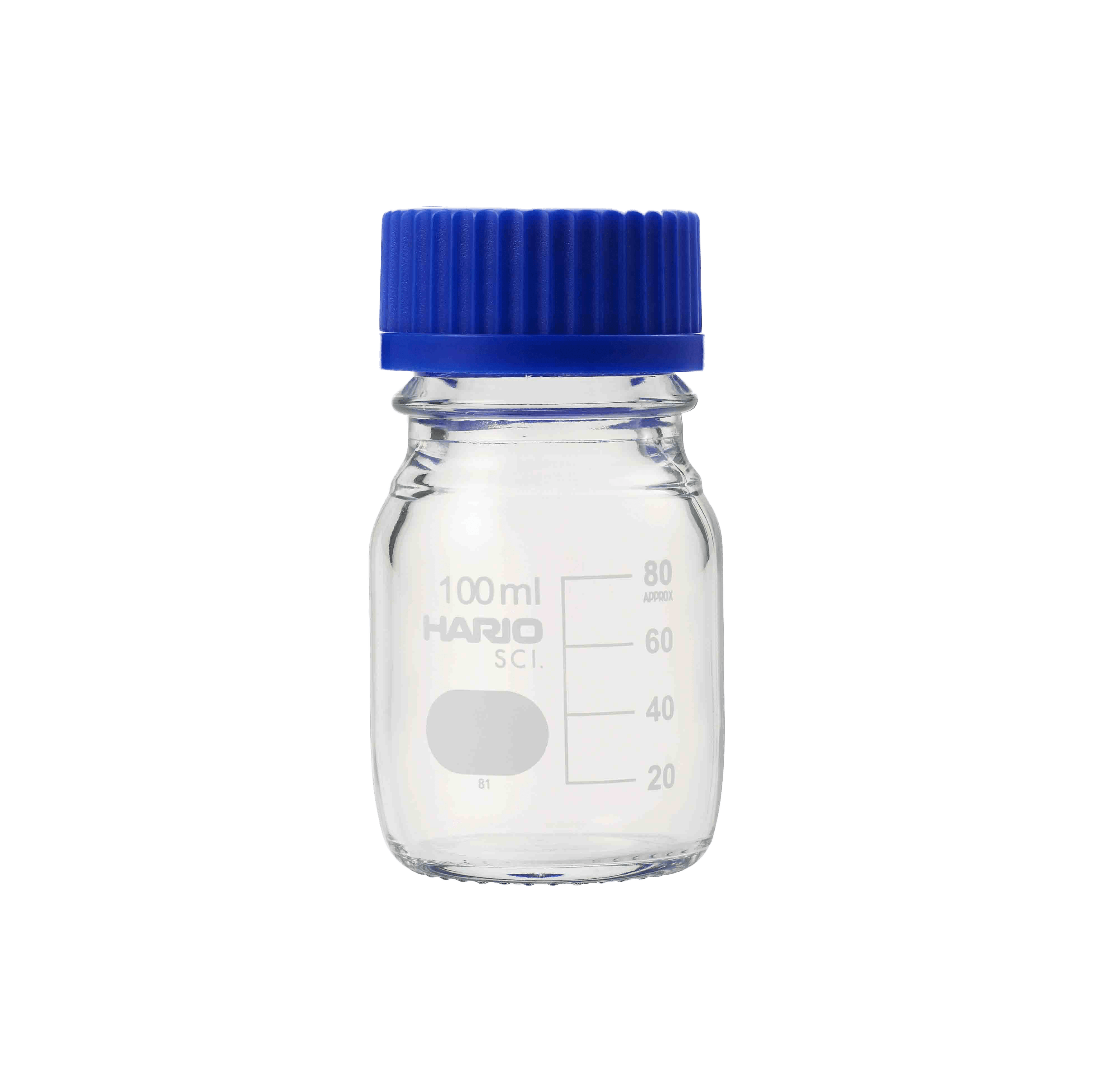HARIO 耐熱ねじ口瓶 100ml