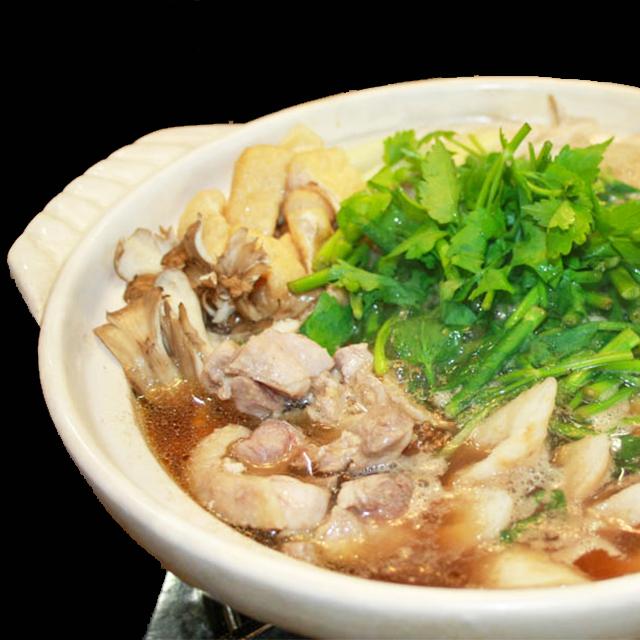 季節限定! 美郷地鶏の手間なし きりたんぽ鍋(4~5人前)