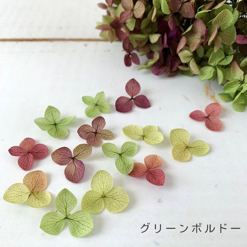 全2色|グラデーション小さな花びら20枚