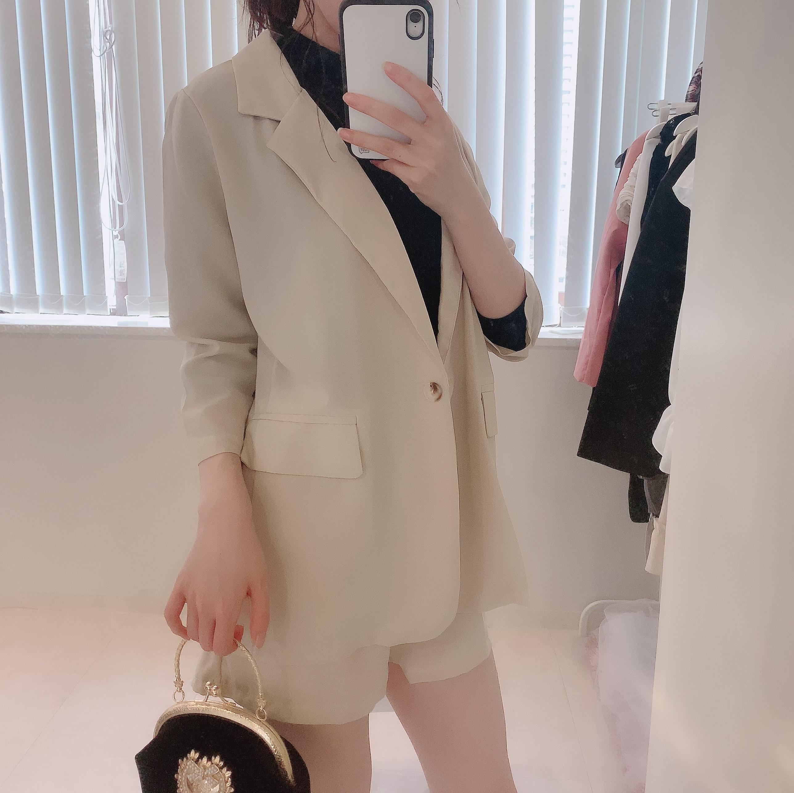 ❤︎即納❤︎ ジャケットセットアップ