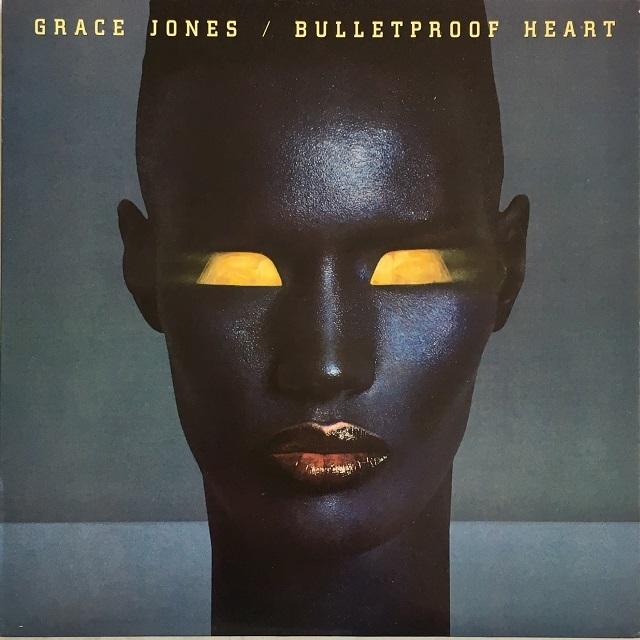 【LP・米盤】Grace Jones / Bulletproof Heart