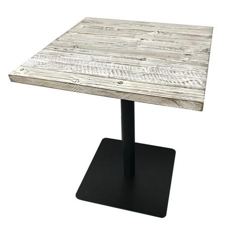 【直送】KOZAI 白いカフェテーブル アトリエのモチーフ置きにも最適
