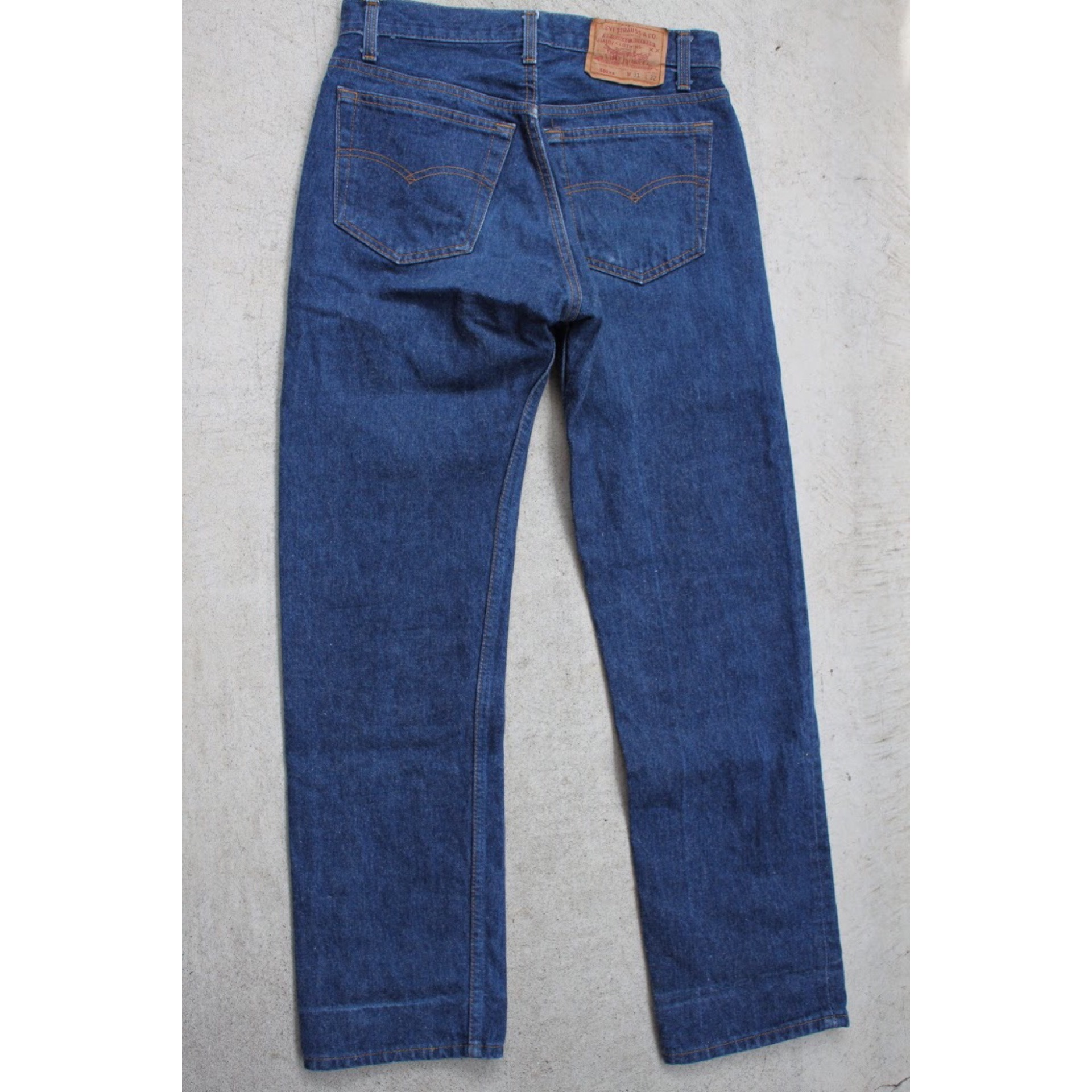 Vintage Levis 501 denim pants