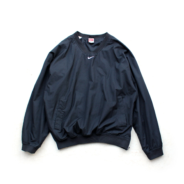 USED / NIKE TEAM Pullover Jacket US-S