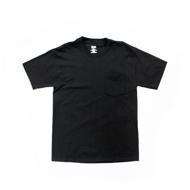 Hanes USA BEEFY-T / Black