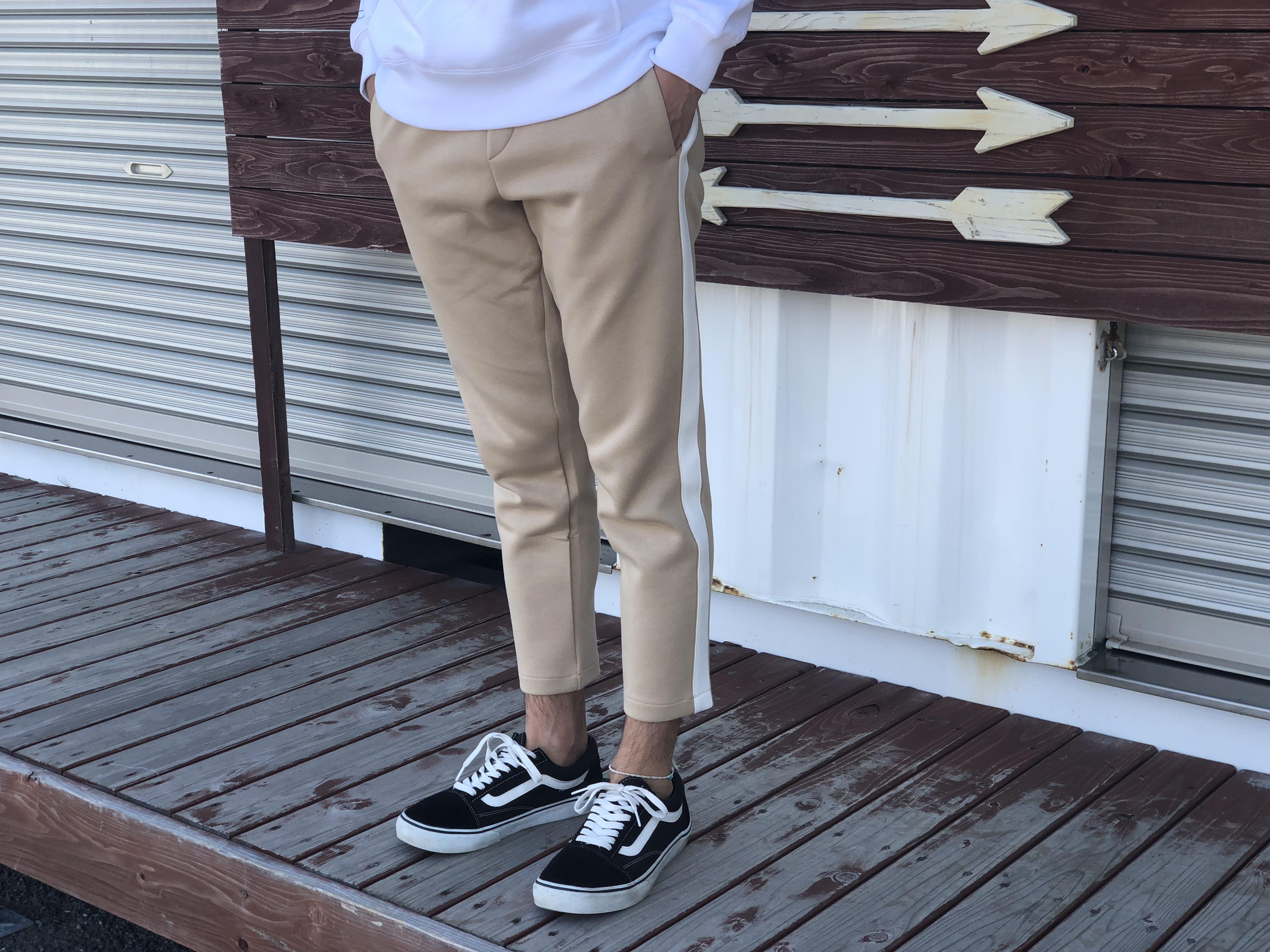 Sideline Jersrysweat Pants (beige)