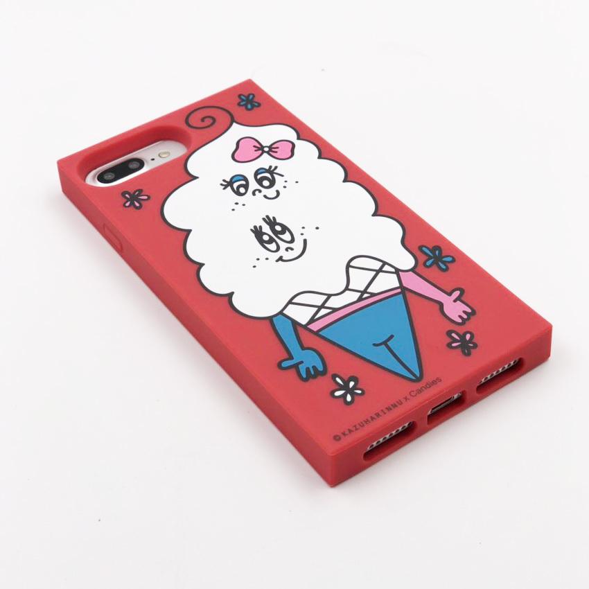 CANDIES x KAZUHARINNU ICECRIN CHAN for iPhone8/7/6s/6Plus