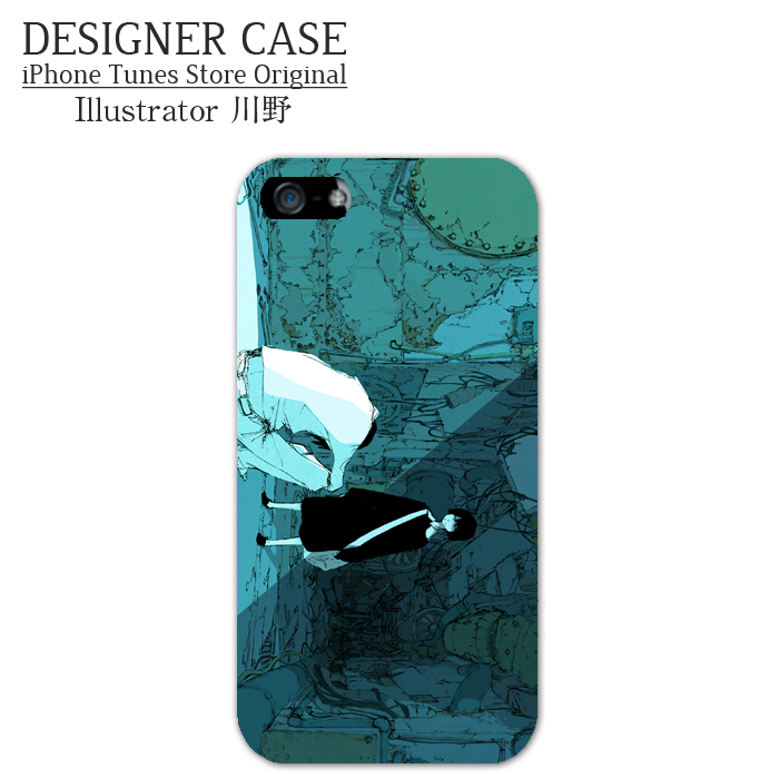 iPhone6 Soft case [Tikadou]  Illustrator:Kawano