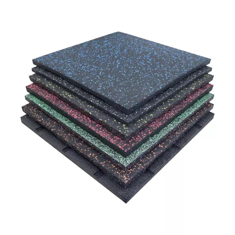 ラバーフロアマット(50cm×50cm) TOKT01