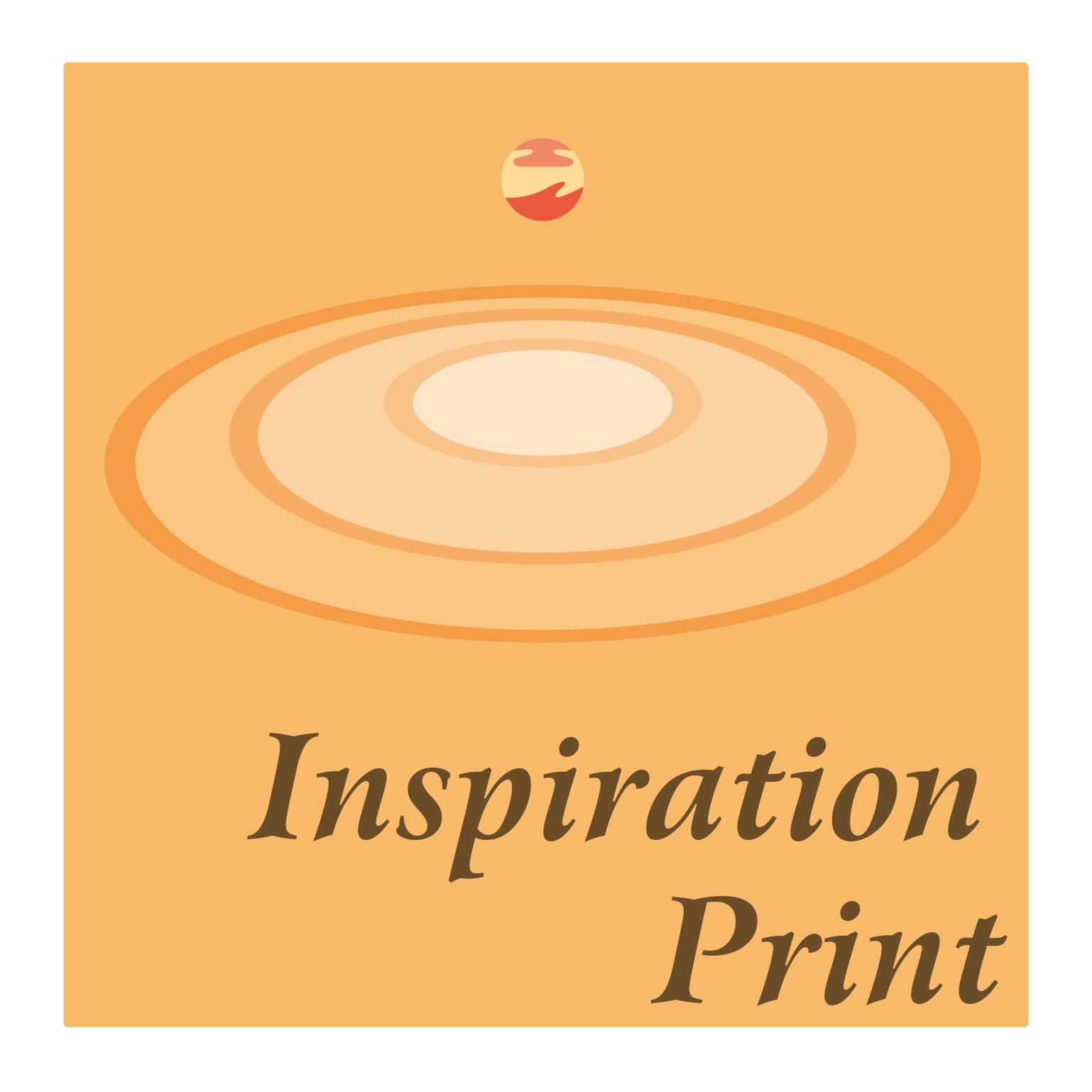 インスピレーションアート ジクレープリント