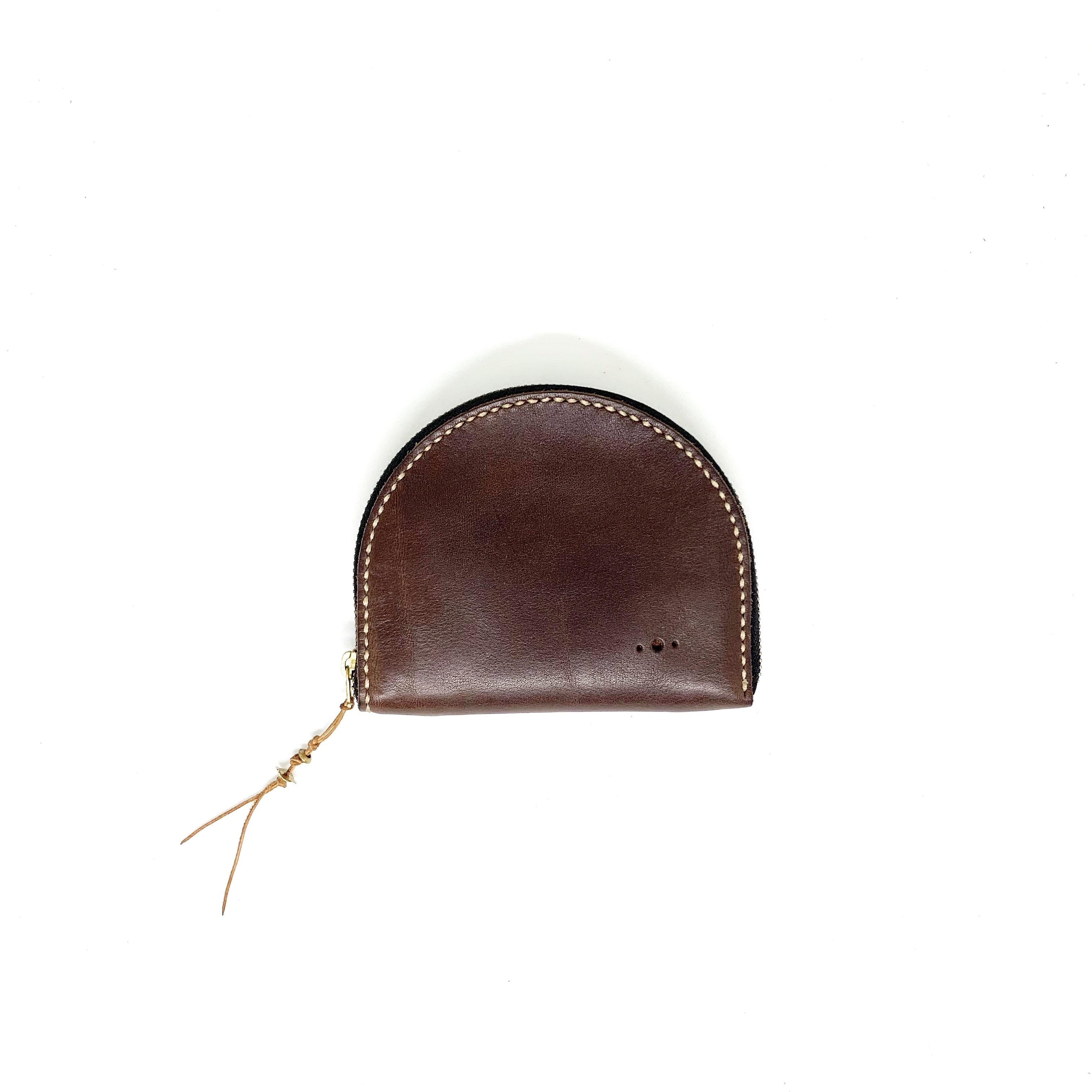 half zip wallet | ハーフZIPウォレット