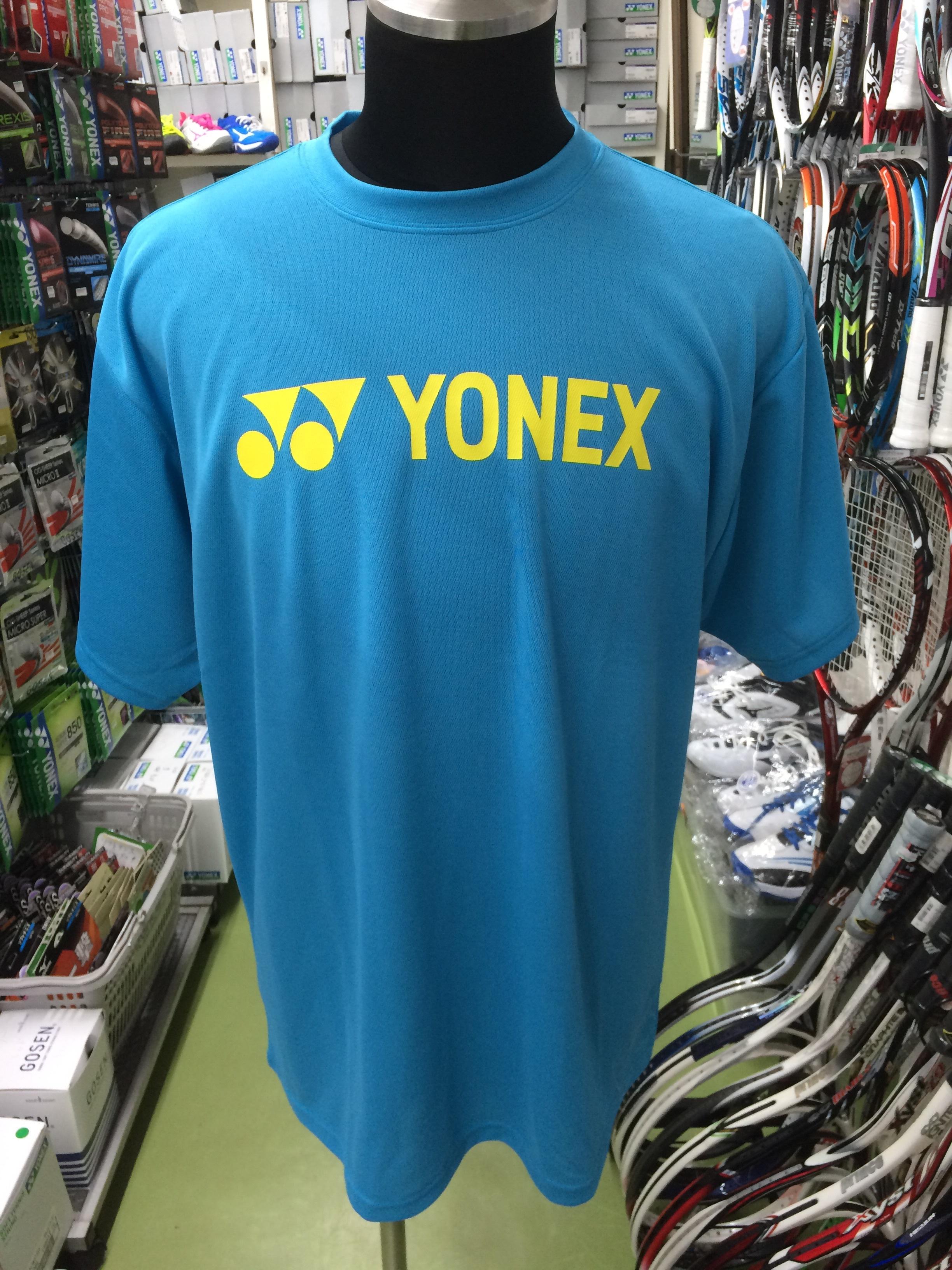 ヨネックス ユニドライTシャツ 16252Y - 画像1