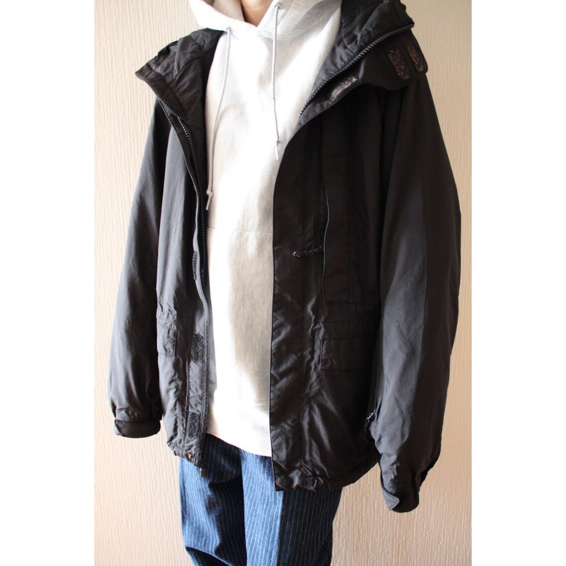 Vintage mountain jacket by RLX