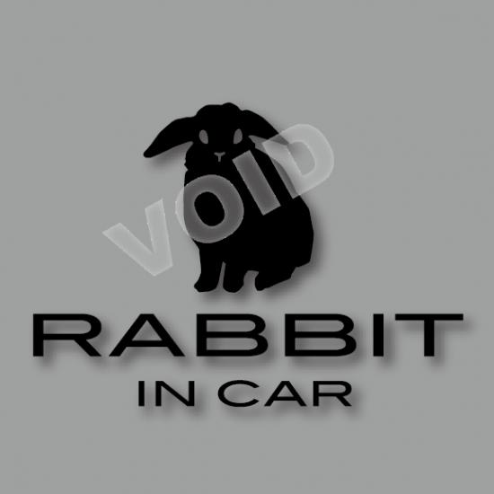 RABBIT シルエット-L