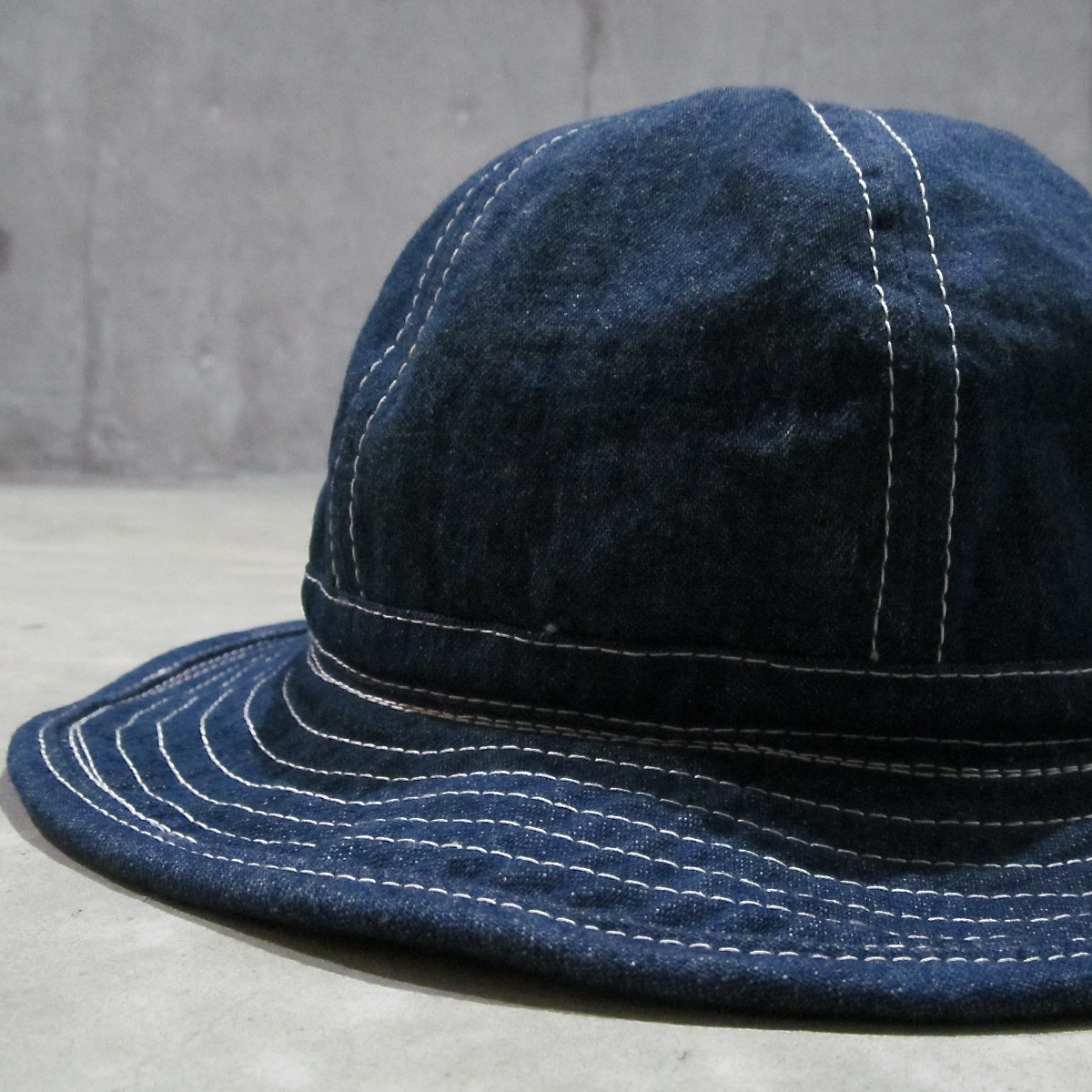 50S DENIM MODIFIED HAT(L)