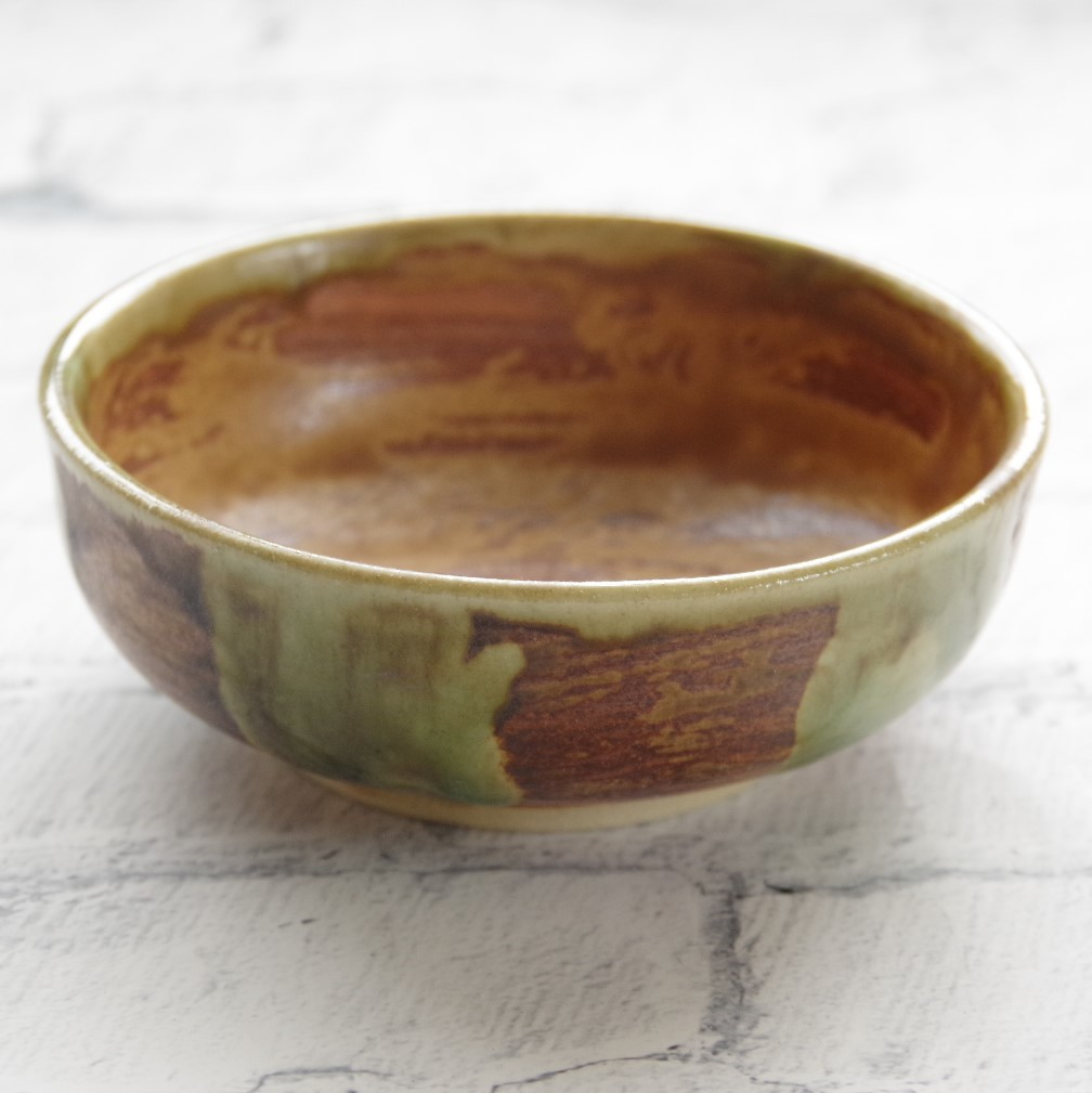 やちむん【土工房陶糸】4寸鉢