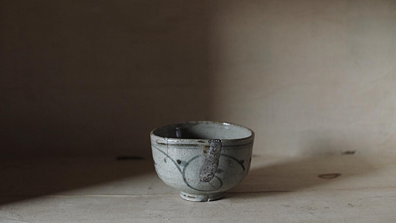 古唐津 骨董 古道具 陶器