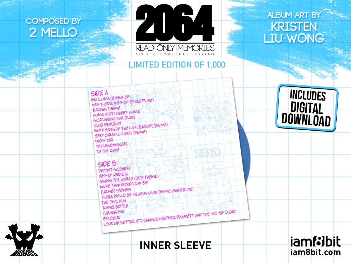 2064: Read Only Memories(デジタル・ダウンロード付) - 画像5