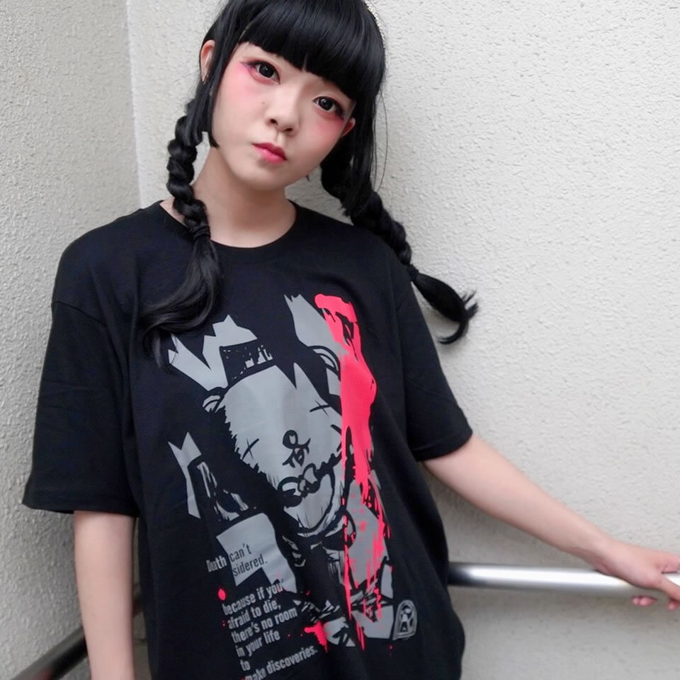 【TO DISCOVER】T-SHIRTS