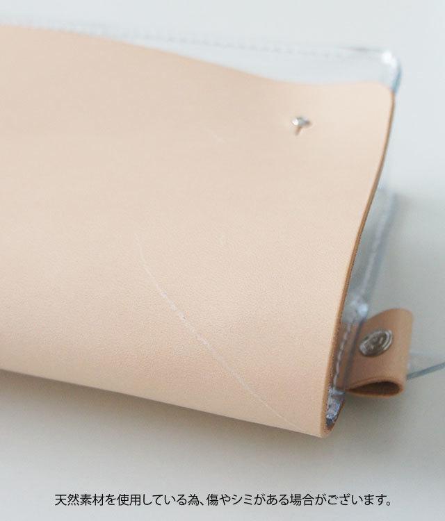 MASTER&Co. マスターアンドコー PVC×LEATHERウエストバッグ メンズ レディース バッグ ウエスト PVC FUDGE ファッジ 通販 (品番mc1015)