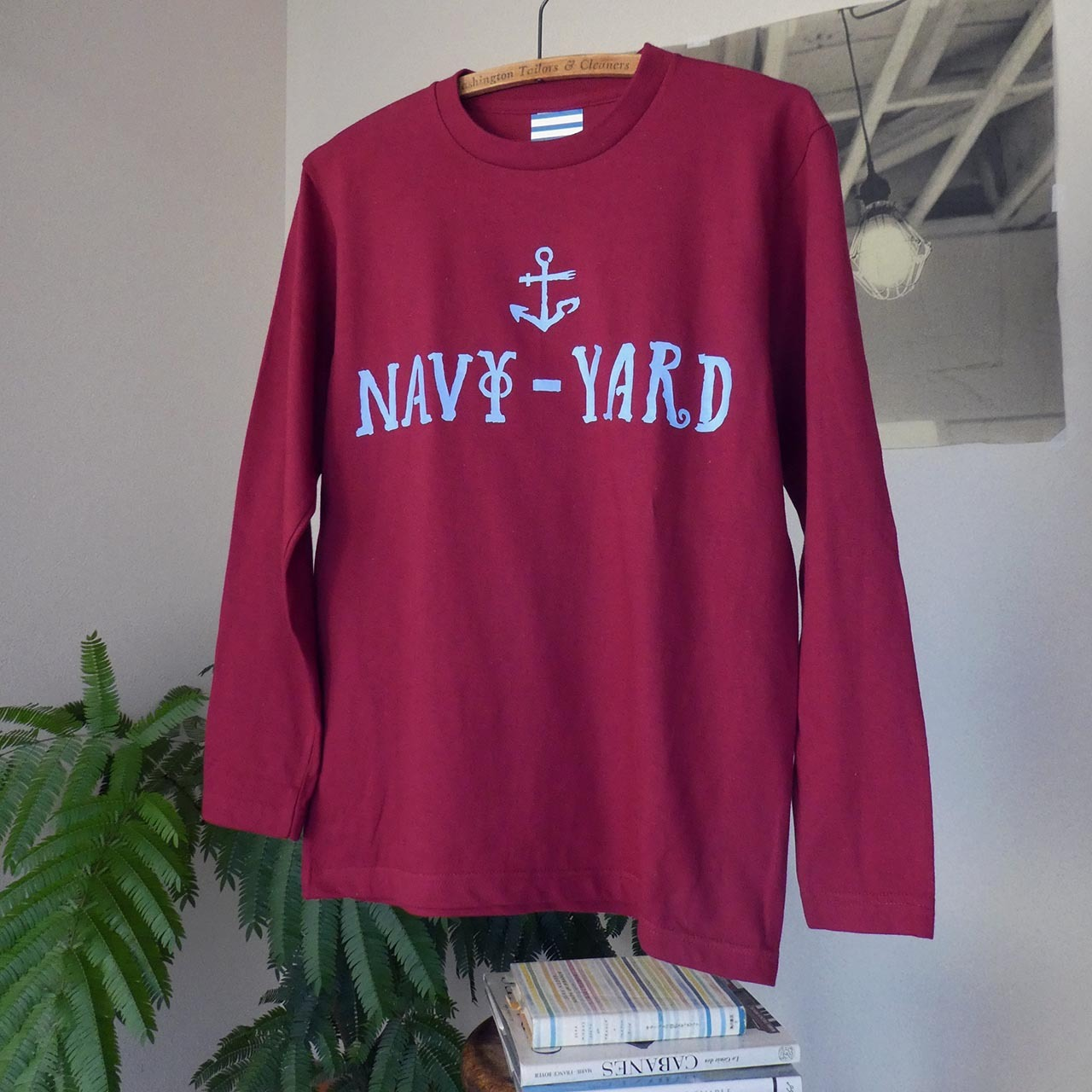 ☆webshop限定  メンズL/S Tシャツ