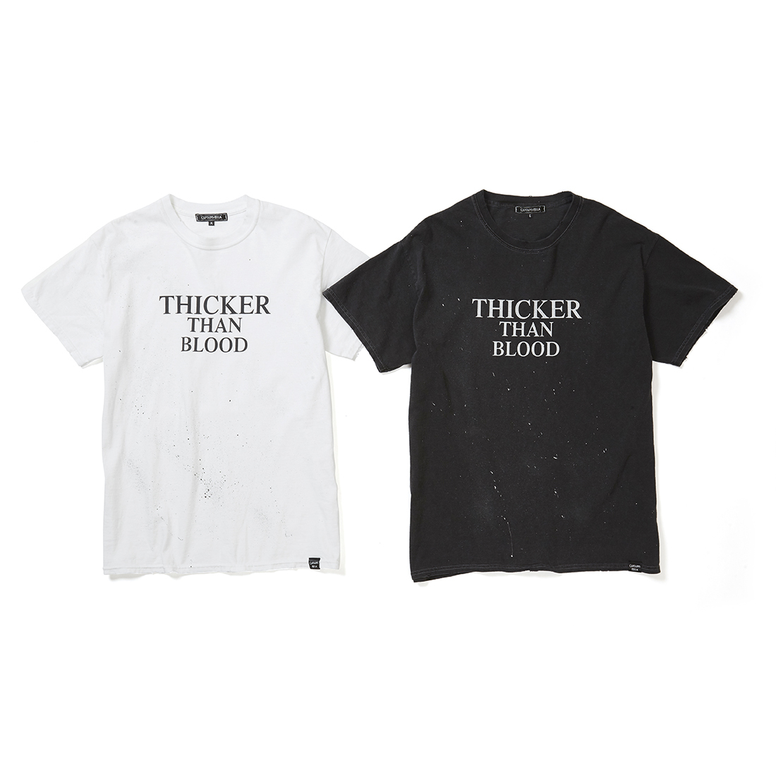 CAPTAINS HELM キャプテンズヘルム Pirates #THICKER THAN BLOOD TEE  Tシャツ 半袖