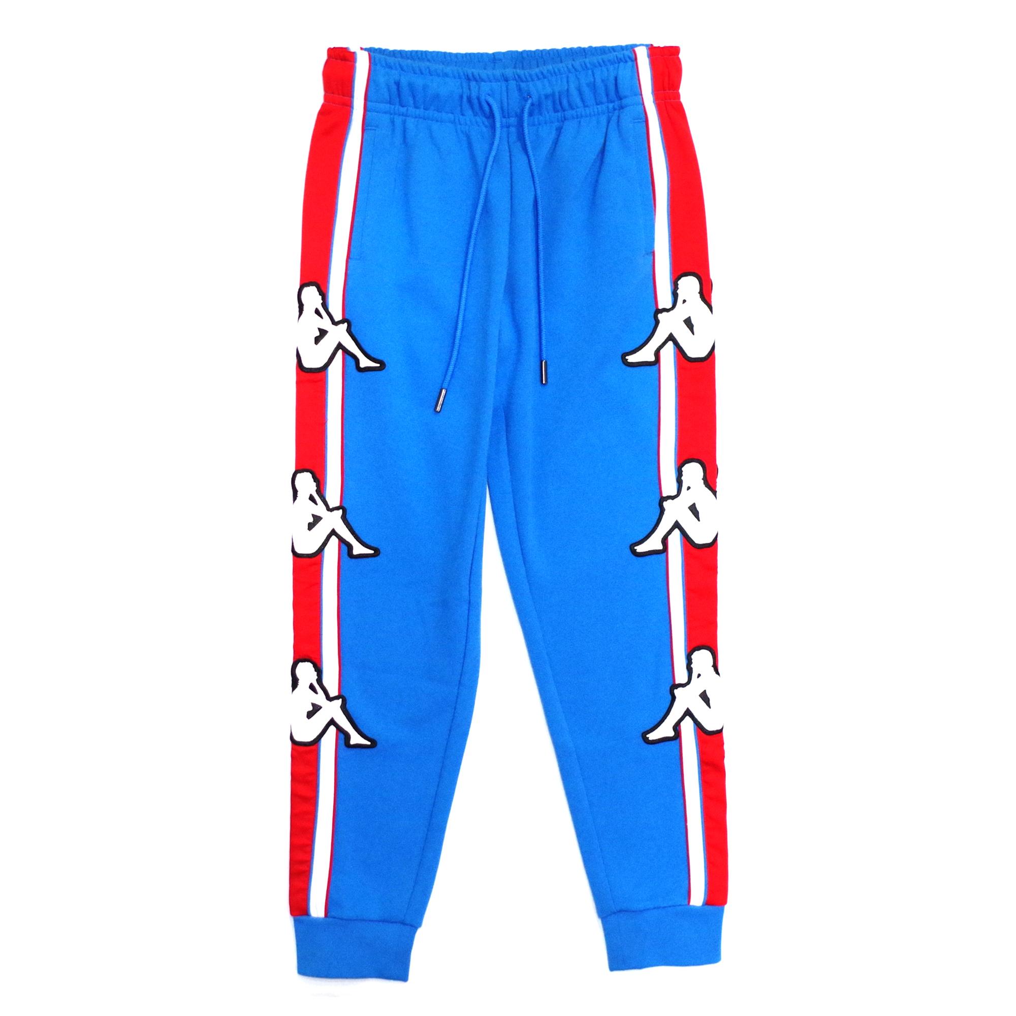 KAPPA Banda Omini Logo Line Pants BLUE