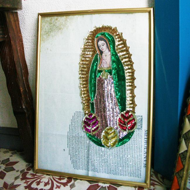 スパンコールのマリアさま / MEXICO メキシコ