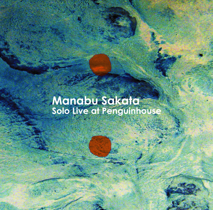 Solo Live at Penguinhouse(CD)/ 坂田学(2005.9/10 release)