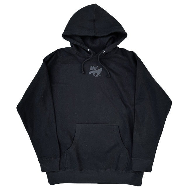 MO' E.T.? HOODED PARKA BLACK M