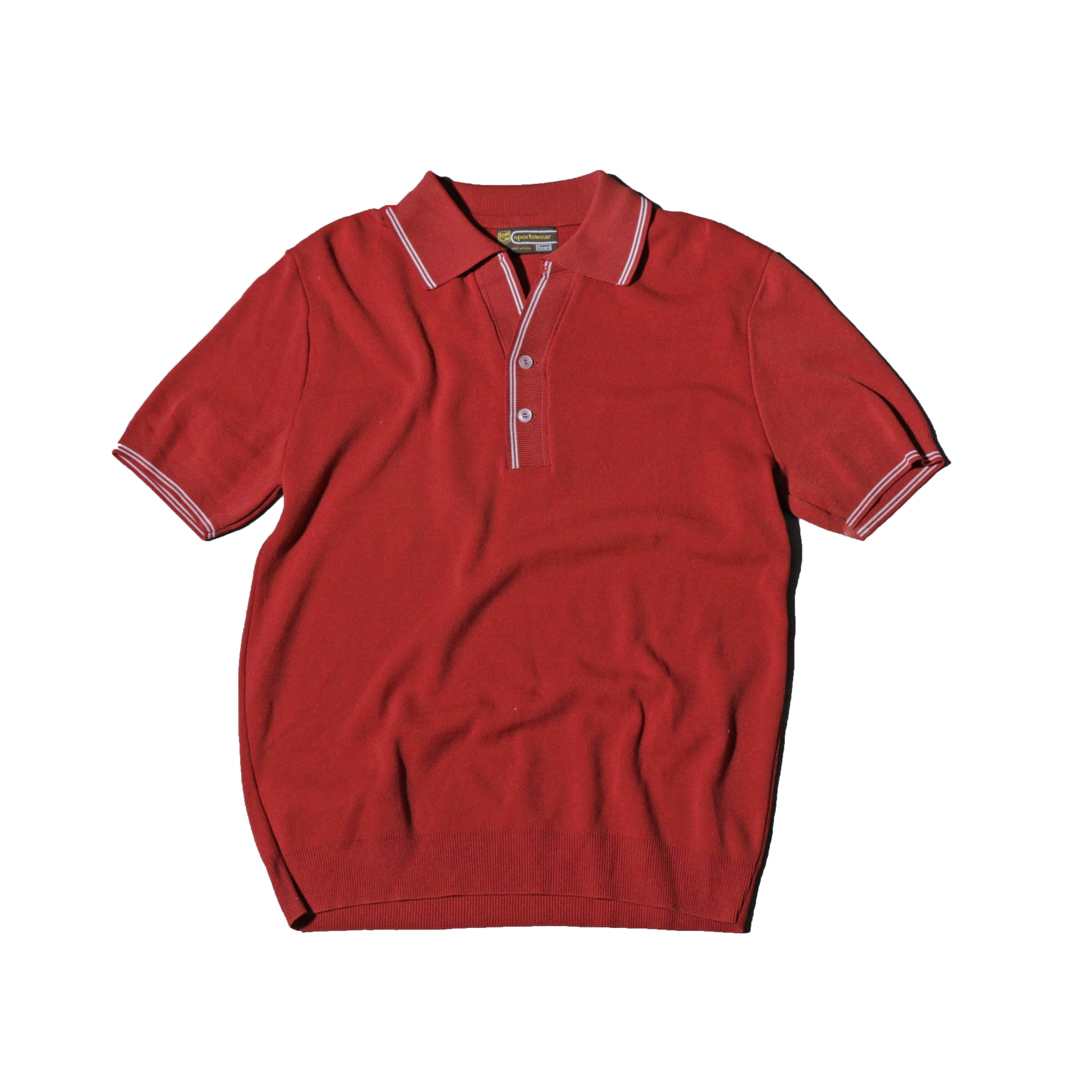 Sears 70s KnitPoloShirts
