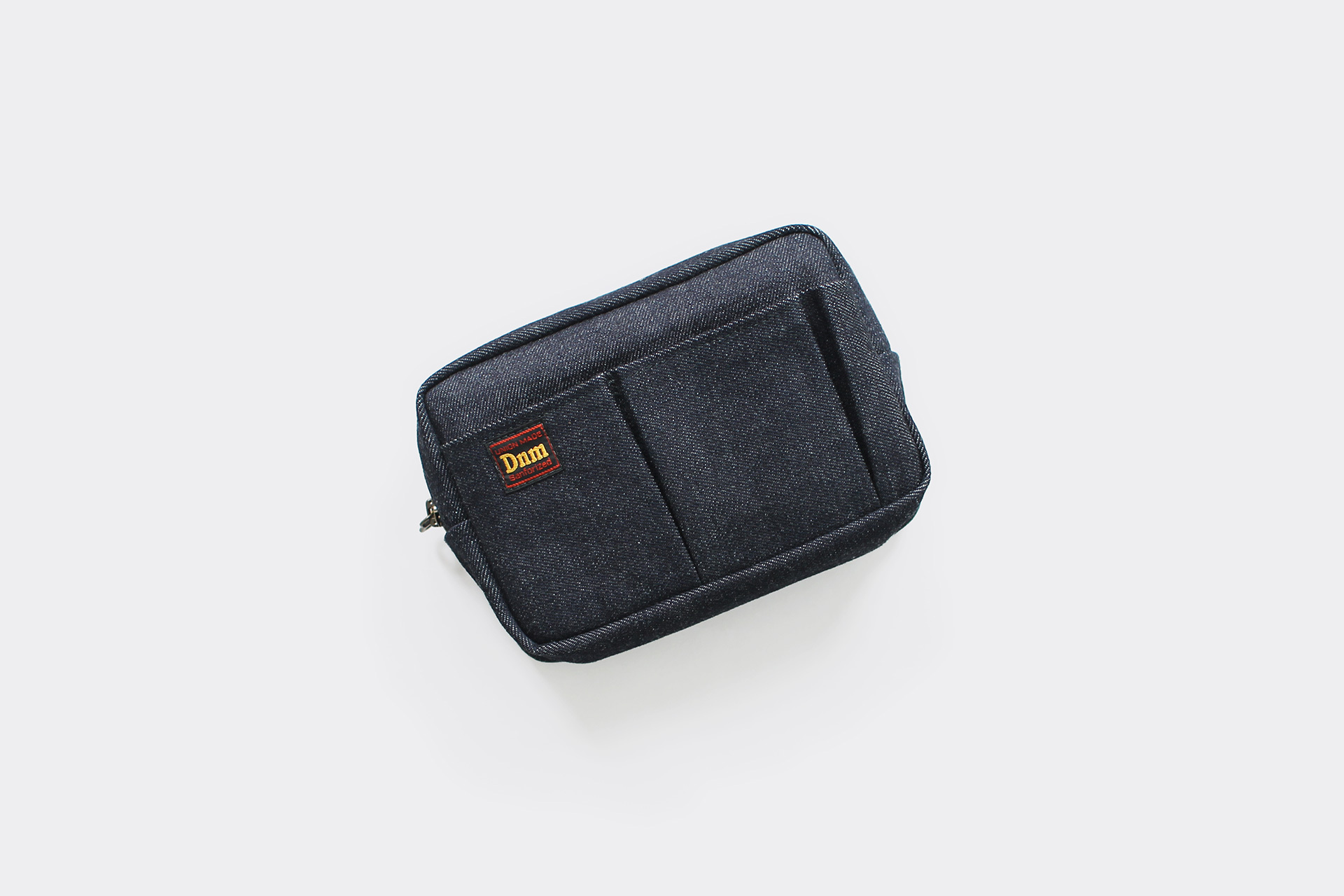 DENIM UTILLITY CARRY POUCH