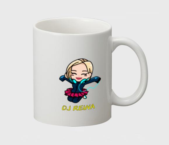 DJ REINA マグカップ(OWLグループ)