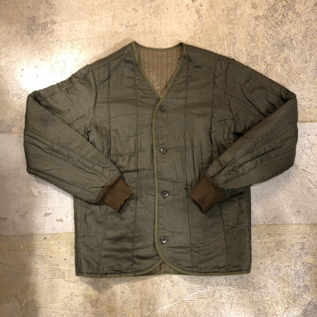Czech M60 Military Liner Jacket (Dead Stock)