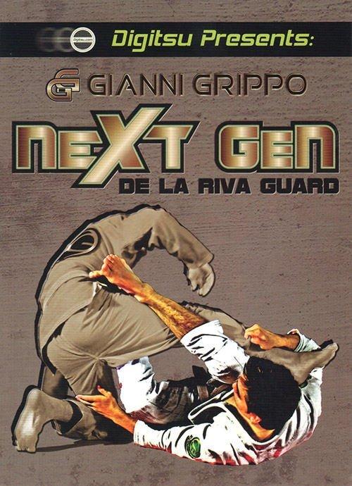 ネクスト・ジェン・デラヒーバガード ジャンニ・グリッポ DVD|ブラジリアン柔術教則DVD