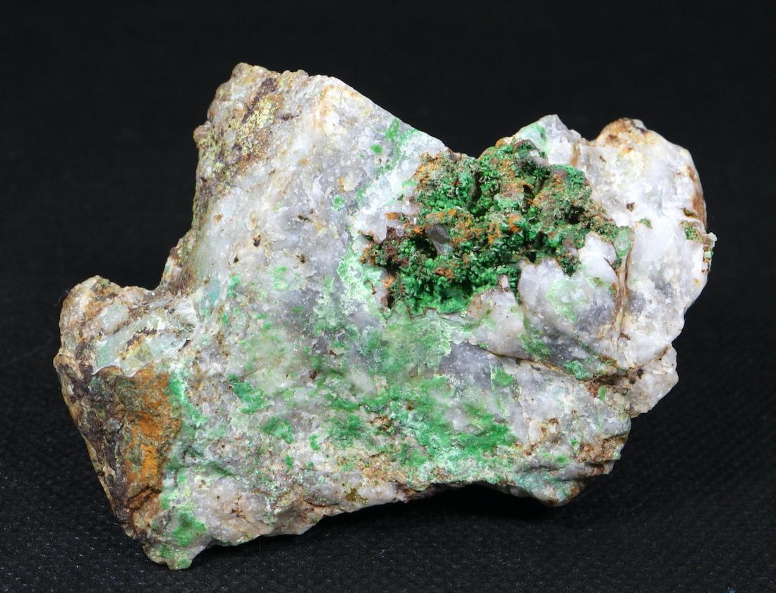 マラカイト 孔雀石(くじゃくせき) 153,5g MA002 鉱物 原石 天然石 パワーストーン