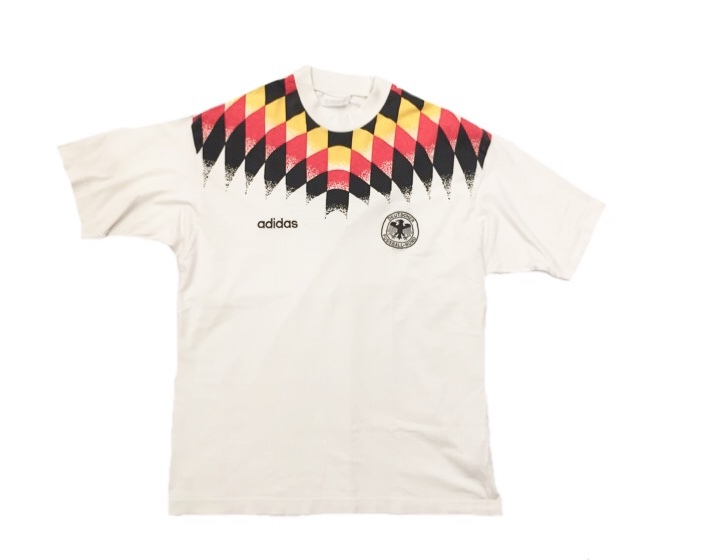 best sneakers 338ef 2d1ac 94s ADIDAS GERMANY NATIONAL FOOTBALL TEAM T-SHIRT | BLACK BOX STORE powered  by BASE