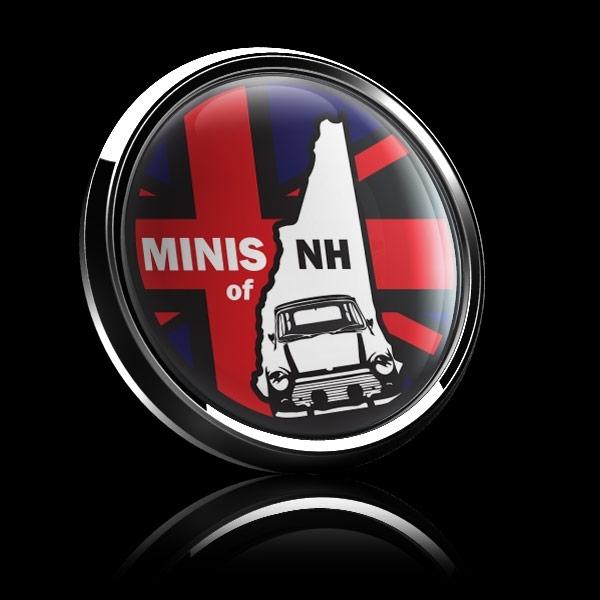 ゴーバッジ(ドーム)(CD0880 - CLUB MINIS of NH) - 画像4